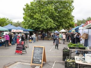 Alphington Farmers' Market - Restaurants Sydney