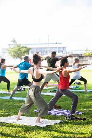 Free Weekly Yoga Asana Class - Restaurants Sydney