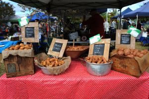 Lawson Park Markets - Restaurants Sydney